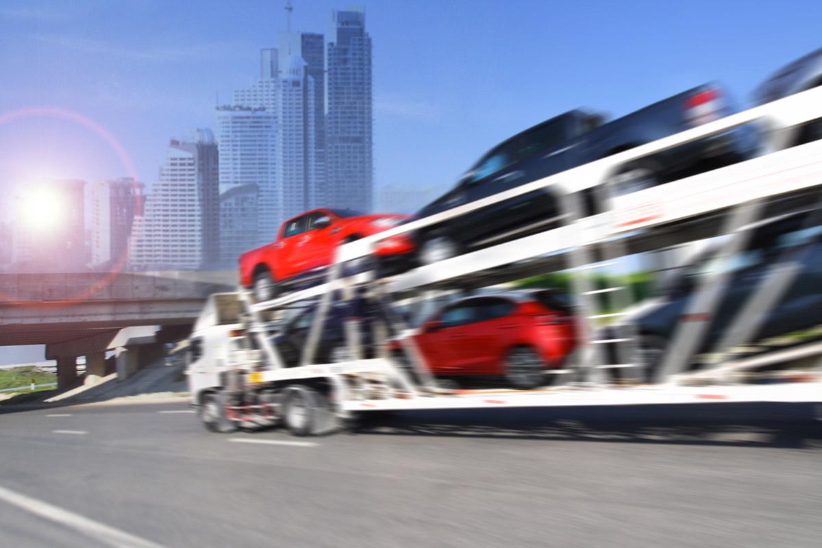 Empresas para comprar y transportar un vehículo desde el extranjero