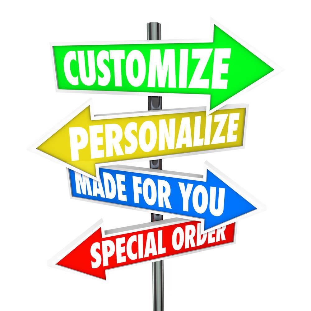 Triunfan los productos personalizados en las nuevas generaciones
