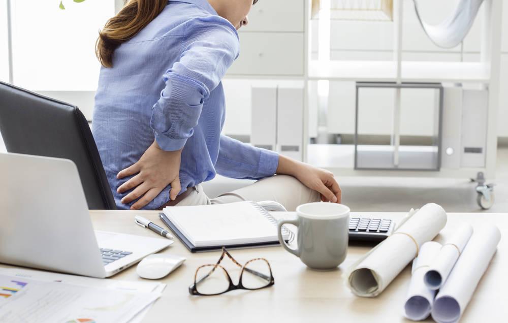 Sentarte muchas horas puede ser una actividad de riesgo