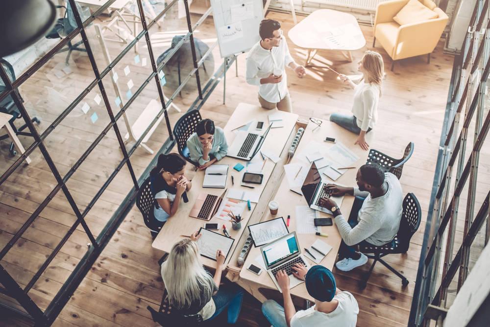 Los servicios de Coworking, una alternativa