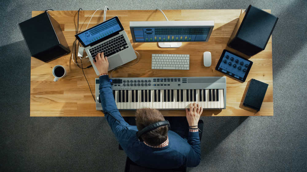 Productor musical, la clave para triunfar