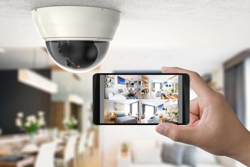 4 motivos para instalar cámaras de seguridad en tu empresa